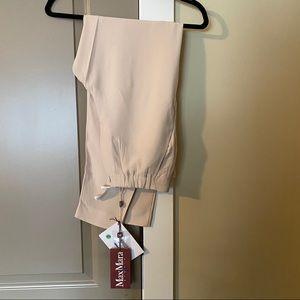 Max Mara Studio Beige Dress Pants 4